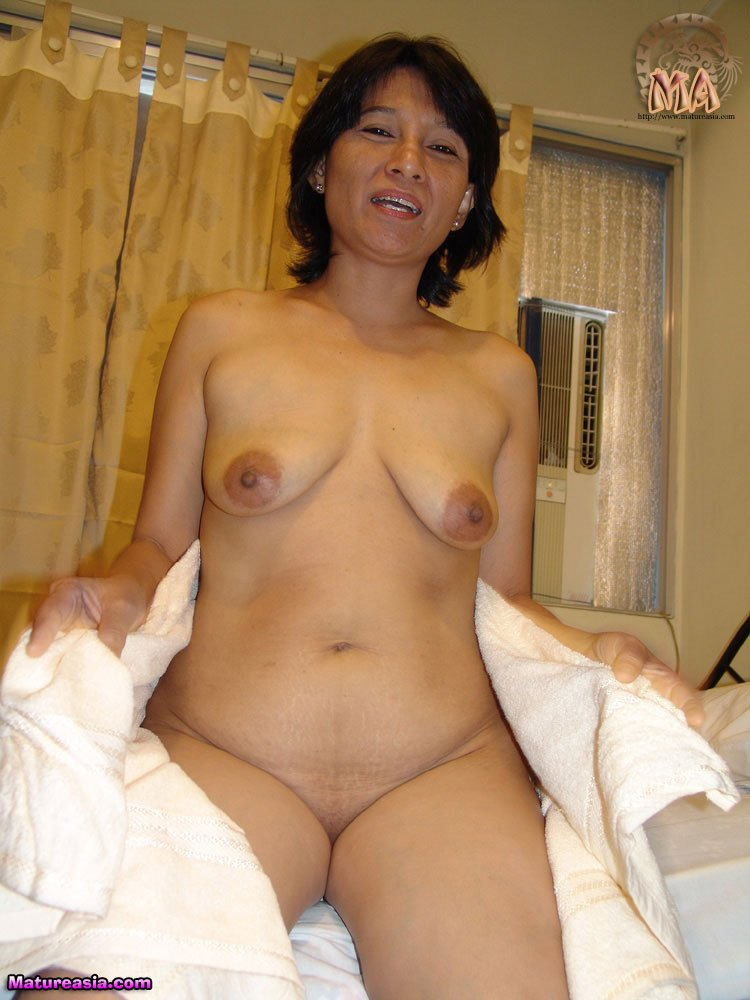 Nude mature asian women