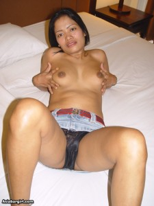 Amateur Asian LBFM